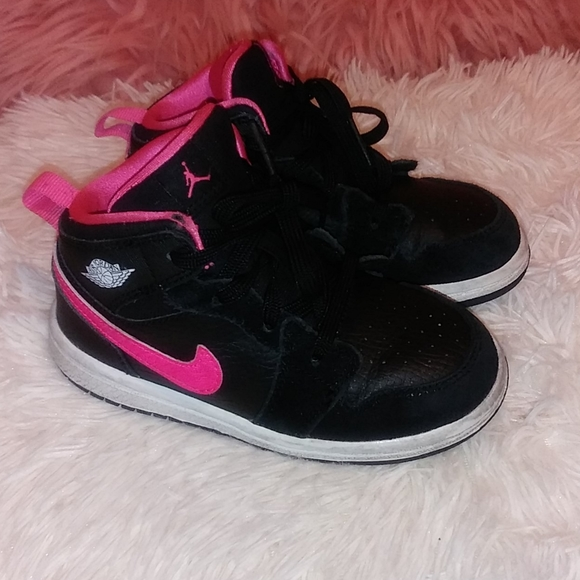Jordan Shoes   Toddler Girl Air 1 Size8